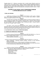 godišnji plan upravljanja pomorskim dobrom u općini medulin za