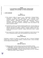Zakon o volontiranju FBiH
