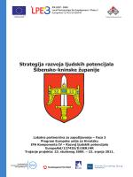 Strategija razvoja ljudskih potencijala Šibensko