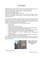 Izvješće o radu – 2010. godina - Pučka knjižnica i čitaonica Daruvar
