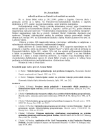 Dr. Zoran Babić redoviti profesor na Katedri za kvantitativne metode