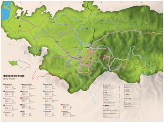 Biciklističke staze Bike Trails