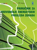 Prirucnik za provodjenje energetskih pregleda zgrada