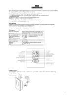 SALUS TERMOSTAT T105 - Salus
