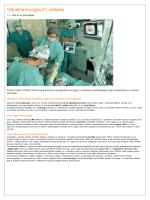 Virtualna kirurgija 21. stoljeća - Poliklinika Klapan Medical Group