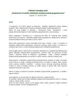 """Zaključci okruglog stola """"Budućnost hrvatskih obiteljskih"""