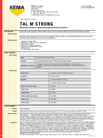 TAL M STRONG