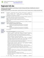 Natječaj za prijavu projekata u području prevencije/tretmana