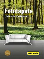 Fototapete - Print Studio