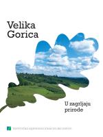 brosura U zagrljaju prirode - Turistička zajednica Velike Gorice