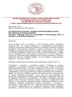 Udruženje doktora porodične medicine Republike Srpske Ul