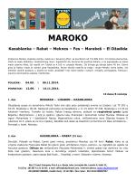 MAROKO - sky2travel