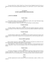 Zakon o nevladinim organizacijama