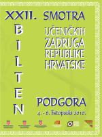 Bilten XXII. smotre (.pdf) - hrvatska udruga učeničkog zadrugarstva