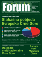 forum 24 - forum bošnjaka/muslimana crne gore
