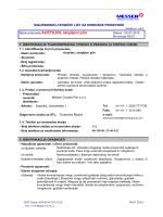 STL - Acetilen, aceton
