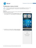 Podešavanje e-maila za Android