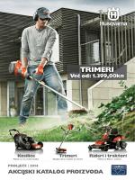 TRIMERI - STH doo TRGOVINA I SERVIS