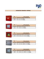 hidrantski ormarići i oprema - H2O