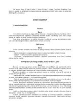 Zakon o šumama - Uprava za šume