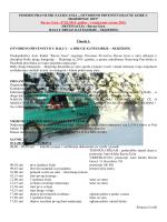 Skijering - pravilnik utrke 7.02.2015.