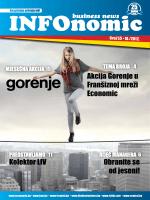 Akcija Gorenje u Franšiznoj mreži Economic Kolektor