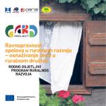 Rodno osjetljivi program ruralnog razvoja, 2013.