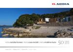 Adria mobile homes | Adria case mobili | Adria mobilne kuće