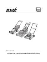 Uputa MTD kosilice