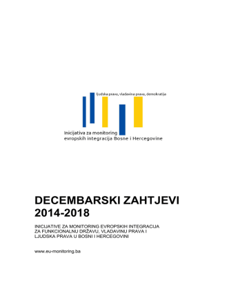 DECEMBARSKI ZAHTJEVI 2014-2018 - Inicijativa za monitoring