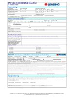 zahtjev za leasing SLBIH - S