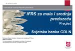 IFRS za mala i srednja preduzeća