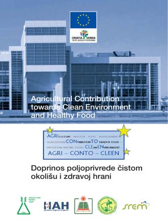 AGRI CONTO CLEEN brosura hrvatski.indd