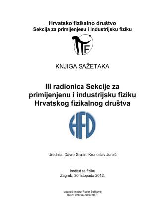 - fulir - Institut Ruđer Bošković