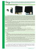 Elektronički regulatori rasvjete elReg R
