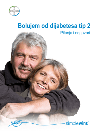 Bolujem od dijabetesa tip 2 - Bayer Diabetes Care