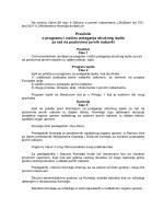 Pravilnik o programu i načinu polaganja stručnog ispita za rad na