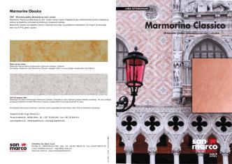 Brošura - San Marco Beograd