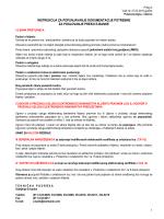 Instrukcija za popunjavanje dokumentacije