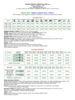 Cjenik / price list - HR