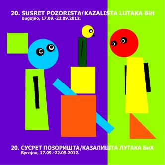 20. SUSRET POZORISTA/KAZALISTA LUTAKA BiH - KSC