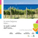 U svim bojama Istre… In tutti i colori dell`Istria