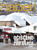 Starogradski haberi 13 - Općina Stari Grad Sarajevo