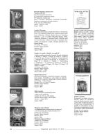 Pregled glazbenih izdanja - Vrhbosanska nadbiskupija