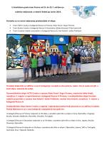U brazilskom gradu Joao Pessoa od 19. do 25.7. održano je