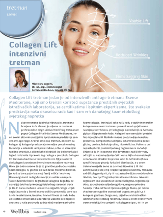 Collagen Lift intenzivni tretman