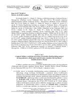 1 Broj: 01-07-794-08/14 Mostar, 24.10.2014. godine Na temelju