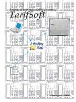 Preuzmite uputstvo za TarifSoft