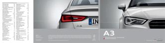 Audi A3 Limousine | A3 Cabriolet Audi S3 Limousine