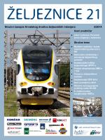 Željeznice 21 2/14 - HŽ Infrastruktura